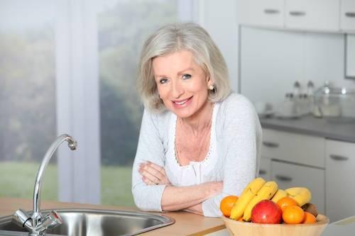 как похудеть пенсионерам
